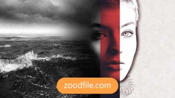 اکشن فتوشاپ دابل اکسپوژر-دو رنگی-نقاشی