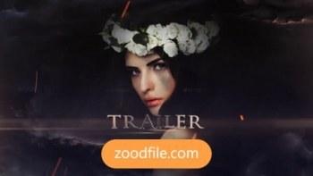 پروژه آماده افترافکت تریلر سینمایی Cinematic-Trailer