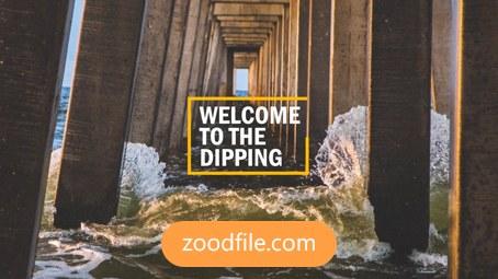 پروژه آماده افترافکت تبلیغاتی Dipping