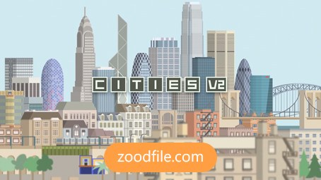 پروژه آماده افترافکت موشن گرافیک Cities