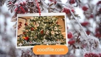 پروژه آماده افترافکت کریسمسChristmas