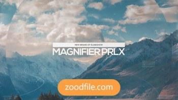 پروژه آماده افترافکت اسلایدشو Magnifier