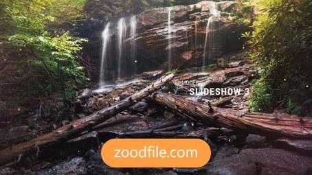 پروژه آماده افترافکت اسلایدشو Modern-Slideshow