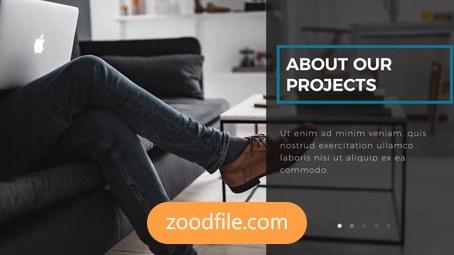 پروژه آماده پریمیر تیزر تبلیغاتی Elegant-Simple
