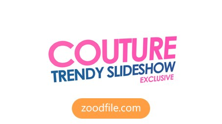 پروژه آماده افترافکت تیزر تبلیغاتی Couture