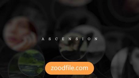 پروژه آماده افترافکت عکس Ascension