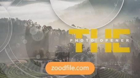 پروژه افترافکت تبلیغاتی Universal
