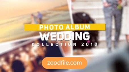پروژه آماده افترافکت عروسی Photo-Album