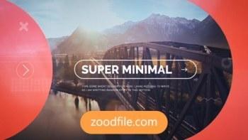 پروژه آماده افترافکت تیزر تبلیغاتی Super-Project
