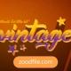 پروژه آماده افترافکت لوگو Vintage