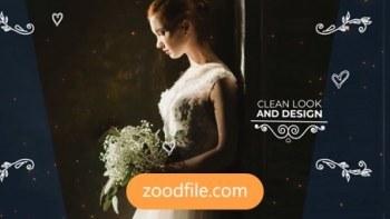 پروژه آماده پریمیر عکس Wedding