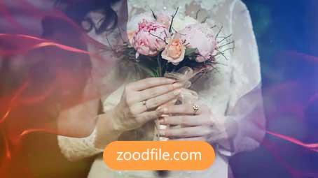 پروژه آماده پریمیر عکس Wedding-Moment