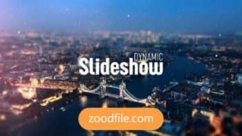پروژه آماده افترافکت اسلایدشو Dynamic-Slide