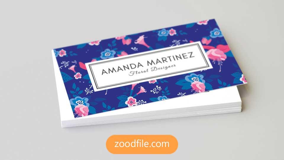 لایه باز کارت ویزیت خدمات عروسی