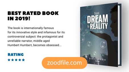 پروژه آماده افترافکت کتاب Book-Promotion
