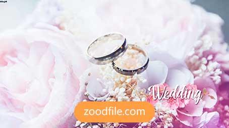 پروژه آماده افترافکت عروسی Wedding-Slideshow