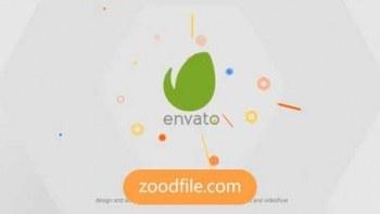 پروژه آماده افترافکت لوگو Simple-Logo