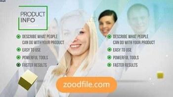 پروژه آماده افترافکت معرفی شرکت Promotion-Company