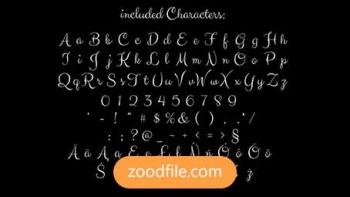 پروژه آماده افترافکت تایتل Animated-Handwriting