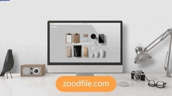 پروژه آماده افترافکت معرفی سایت MockUp-Kit