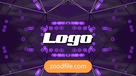 پروژه آماده پریمیر لوگو Trailer-Logo