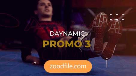 پروژه آماده پریمیر استارت Dynamic-Promo